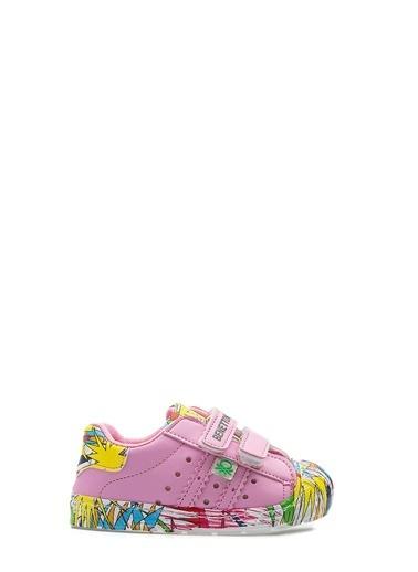Benetton Bn1017  Çocuk Spor Ayakkabı Pembe
